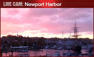 LIVE CAM: Newport Harbor