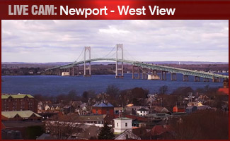 LIVE CAM: West View from Newport