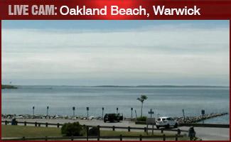 LIVE CAM: Oakland Beach, Warwick